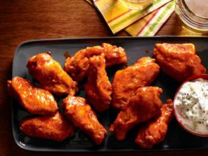 Buffalo Wings and Blue Cheese