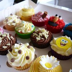 Easy Kids Cupcakes