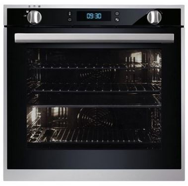 Twin Zone Oven