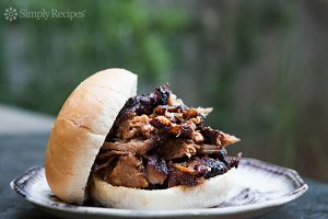 Barbecued Pork Shoulder