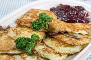 Potato Pancakes (Raggmunk)