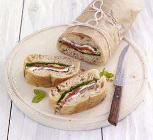 Press Picnic Sandwich