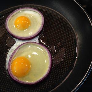 Egg onion