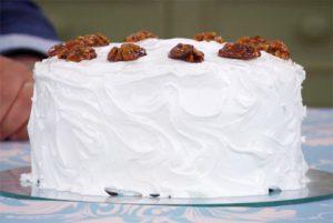 walnut cake GBBO