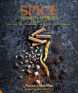 Spice Health Heroes - Final Front Cover