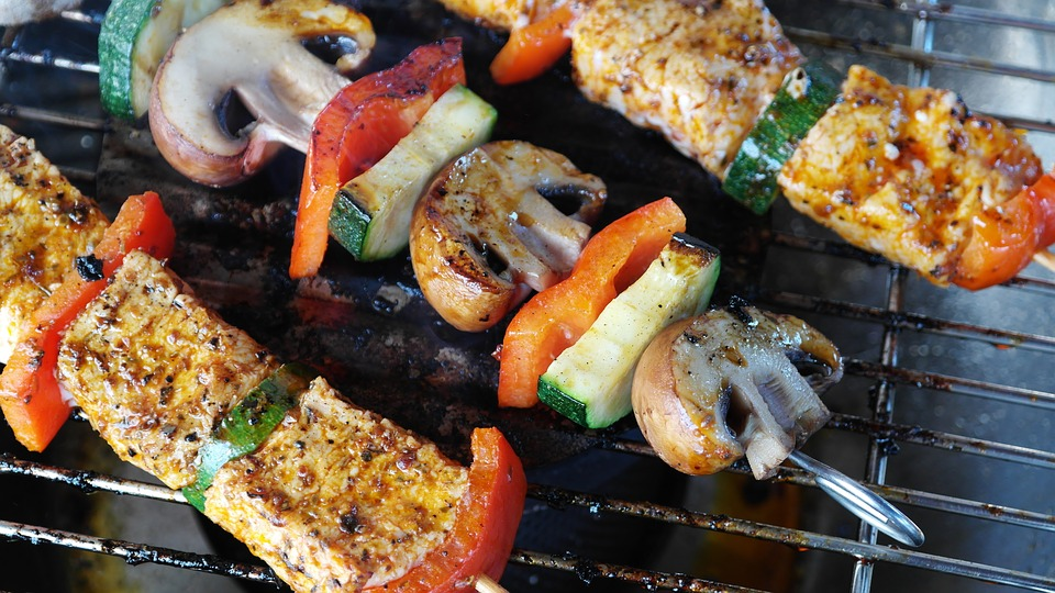 Barbecue for Two? Here's Some Inspiration…